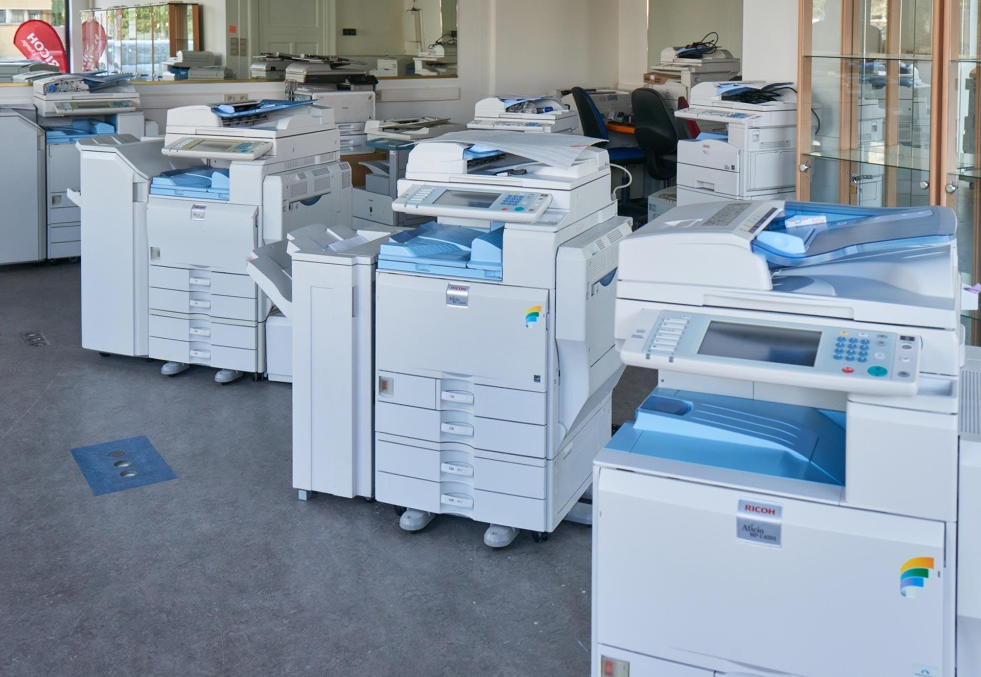 Multifunctionele-printer
